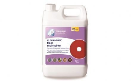 Premiere Clean & Buff floor maintainer 5ltr